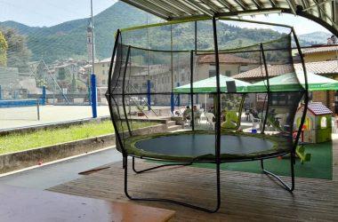 Area bimbi Bar Sport - Gandino