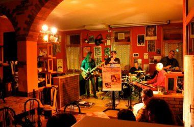 Concerti Music Bar Ninfea - Spinone al Lago